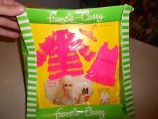 VINTAGE FRANCIE OUTFIT SNAPPY SNOOZERS #1238 MINT NRFP