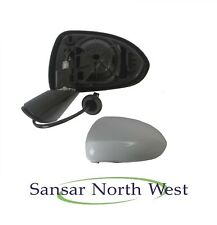 Vauxhall Corsa D E O//S Drivers Side Pepper Dust Door Wing Mirror Cover GJM