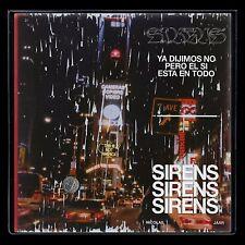 Nicolas contrat-Sirens CD NEUF