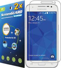 2x Clear LCD Screen Protector Samsung Galaxy Core Prime SM-G3606 SM-G360V G360T