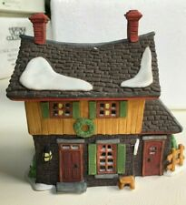 Ichabod Crane'S Cottage Dept 56 Heritage Village 59544 New England Sleepy Hollow