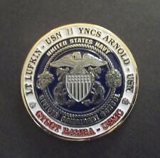 United States Navy USMC Officer Candidate School Metal Coin Class of 11 2011