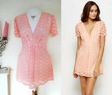V-Neck Lace Summer/Beach Dresses for Women