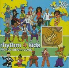 Various - Rhythm 4 Kids (World Singalong) CD