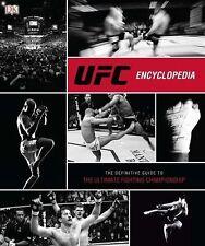 UFC Encyclopedia by BradyGames Staff (2011, Hardcover)