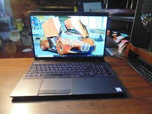 DELL LATITUDE 5500 Ultrabook 1.90GH i7 8665U 8th Gen - 16GB  512GB SSD #925