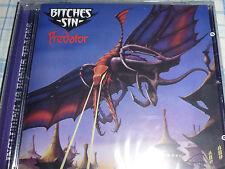 CD.BITCHES SIN.PREDATOR.82.+12 BONUS.BEST N.W.O.B.H.M.LIKE MAIDEN/QUARTZ/PRAYIN