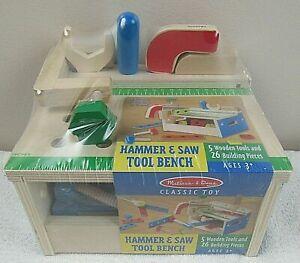 Melissa & Doug Mini Tool Bench