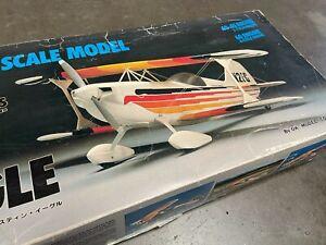Pilot's AEROBATIC Biplane CHRISTEN EAGLE R/C Model Bi Airplane kit