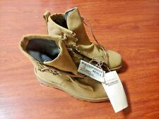 Altama Men's Waterproof Military Boots Size 11.5 R Desert Beige Color NEW!!