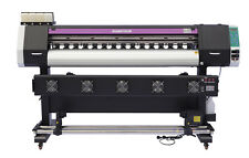 "1830mm 72"" Large Format Printer ECO Solvent DX5+RIP,Wide Banners Vinyls 1440dpi"