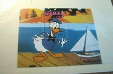 Foreign Souvenir Sheets Barbuda  Scott# 487 Donald Duck 1981 MNH H97