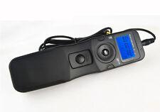 Timer Remote shutter Realease O2 for Olympus E3 E1 E300 E10 E20 C7070 as RM-CB1