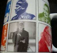 Salvador Dali Coffee Mug Cup Museum Surrealist Artist Photographs Art Lover Gift