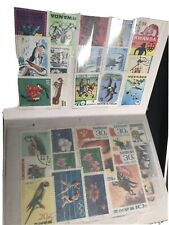 WORLD WIDE STAMPS  On Page . Mint And Used.