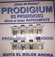 2 X Proodigium 4cc.Tube Best TOOTHACHE LIQUID EVER. DOLOR DE MUELAS ORAJEL