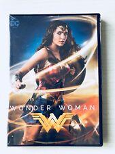 Wonder Woman (DC, 2017 DVD) Brand New Sealed 100% Satisfaction