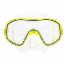 SALVAS Kinder Taucherbrille Smile Schnorchelbrille Tauchmaske -Made in Italy-