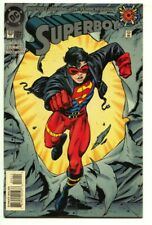 SUPERBOY #0-KEY ISSUE-First King-Shark-Arrow TV Show NM-