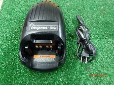 Motorola WPLN4114AR Impres charger with cord XTS5000 XTS3000 XTS2500 XTS1500