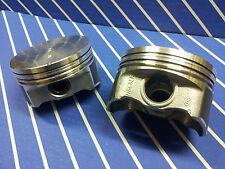 New 346ci 5.7L GEN III LS1 Chev V8 Flat Top Hypereutectic Pistons-STD Bore 3.898
