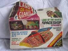 VINTAGE 1968 REMCO LAND OF THE GIANTS SPACESHIP SPINDRIFT TOOTHPICK 1960'S TOY