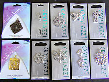 LOT OF 10 New Pendant CHARM JEWELRY - MAGNETIC ~ CRYSTAZZI ~ PERLE NOUVEAU ~ Z5