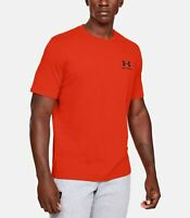 Under Armour Herren UA Sportstyle Linke Brust Kurzarm Shirt T-Shirt 1326799 856