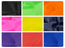 "Waterproof Ripstop Fabric - Plain Solid Colours - Material - 59"" (150cm) wide"