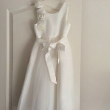 NWT! US ANGELS IVORY DRESS W/ ROSETTES DESIGN! GIRLS 10-12 $138.00+ MUST SEE!!!