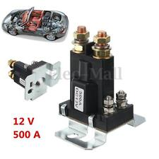 500A AMP 12V DC High Current Relay Contactor On/Off Car Auto Power Switch 4 Pin