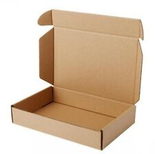 Cardboard Boxes For Business Shopping Express Paper Mail Packaging 10 Pieces