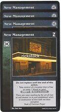 New Management x4 3rd Ed KoT VTES Jyhad