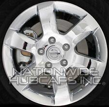 "fits 07-09 Nissan ALTIMA CHROME 16"" Alloy Wheel Rim Skins Hub Caps Full Covers"