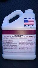 1 GAL HEAVY DUTY GEL FORMULA ENGINE CLEANER DEGREASER PATRIOT CHEMICAL SALES