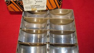 Lot of 8 new Lycoming OEM Rod Bearings 75509 STD for 0-540 360 see list engines