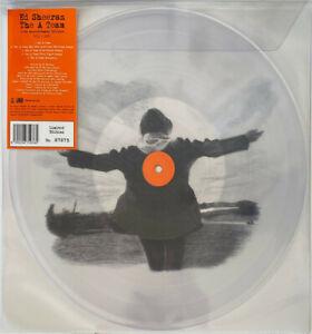 """Ed Sheeran - The A Team - 10th Anniversary 12"""" Pic Disc Vinyl - RSD Drop 1 2021"""