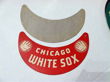Chicago White Sox Red Color Cardboard Promo Visor 1937 NPC NY NM Unused
