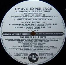 T-Move Experience – Running In Real Time (The Unreleased Dub) [TUSC 006 Bis]
