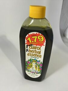 Clairol Herbal Essence Shampoo New for Oily Hair 15oz Vintage 70s