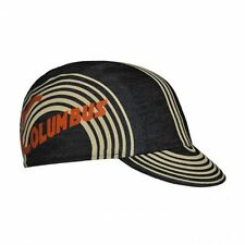 "Nouveau Cinelli ""Columbus velotubi"" DENIM coton retro cycling cap-Taille Unique"