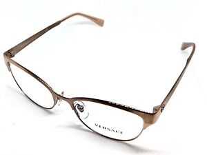 Authentic- Versace Womens Eyeglasses Mod.1240 1396 53*17 140- New In Box