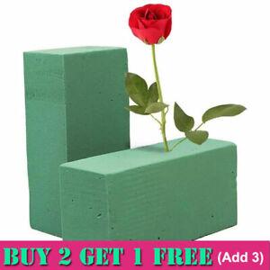 Floral Foam Brick Flower Stand Oasis Mud DIY Crafts Wedding Florist Arrangement