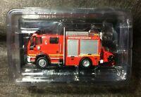 DEL PRADO FIRE ENGINES - FRANCE 2002 IVECO / CAMIVA FPT PUMPER FIRE ENGINE - 64