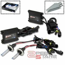 8000K WHITE HID XENON CONVERSION KIT+H7 BULBS LOW BEAM HEADLIGHTS+SLIM BALLAST