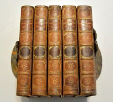 THE LETTERS OF PHILIP DORMER STANHOPE Earl of Chesterfield in 5 Volumes
