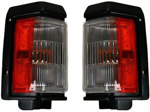 For 1988-1989 Nissan D21 Cornering Light Set 63714TV Cornering Light