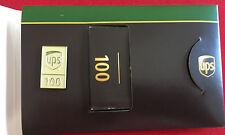 UPS 100 years of service lapel pin NIP 1907-2007