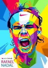 "053 Rafael Nadal - Top Tennis Player Sports 14""x19"" Poster"