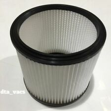 SHOPVAC VACUUM CLEANER CARTRIDGE HEPA FILTER FOR MOST WET/DRY SHOP VAC